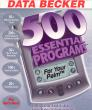 500 Programs for the Palm Pilot